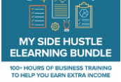 My Side Hustle eLearning Bundle ShopHacker.com