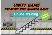 Unity Game #5 – Creating Pipe Runner Game Online Training Educba.com Code