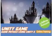 Game Physics Using Unity 5 Training Educba.com Code