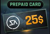 SkinArena Pre-paid $25 Activation Code