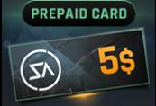 SkinArena Pre-paid $5 Activation Code