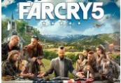 Far Cry 5 + Preorder Bonus EMEA Clé Uplay