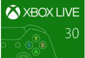 XBOX Live 30 BRL Prepaid Card BR