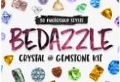 Bedazzle Crystal & Gemstone Kit ShopHacker.com Code