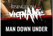 Rising Storm 2: Vietnam - Man Down Under DLC EN Language Only Steam CD Key