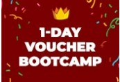 Voucher for booking a bootcamp room (the Arena) for 8 hours for your team (max 5 players and 2 staff)