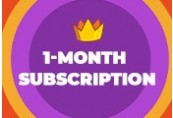 Voucher for 1-month subscription to Kinguin Club MVP