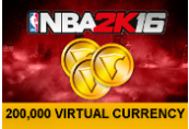 NBA 2K16 - 200,000 Virtual Currency US PS4 CD Key