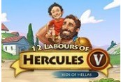 12 Labours of Hercules V: Kids of Hellas Steam CD Key