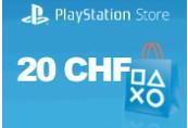 Playstation Network Card 20 CHF