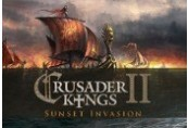 Crusader Kings II - Sunset Invasion DLC Steam CD Key