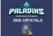 Paladins - 2500 Crystals CD Key