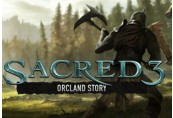 Sacred 3 - Orcland Story DLC Steam CD Key