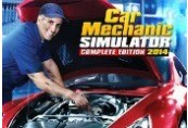 Car Mechanic Simulator 2014 Complete Edition Steam Gift