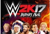 WWE 2K17 - Legends Pack DLC Steam CD Key