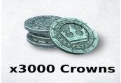 The Elder Scrolls Online x3000 Crown Pack Manual Delivery