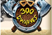 300 Dwarves Clé Steam