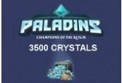 Paladins - 3500 Crystals CD Key