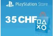 Playstation Network Card 35 CHF