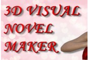 3D Visual Novel Maker Steam CD Key
