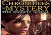 Chronicles of Mystery: The Scorpio Ritual | Steam Key | Kinguin Brasil