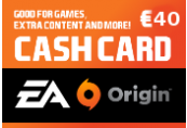 EA Origin €40 Cash Card DE