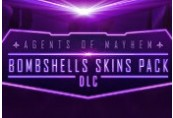 Agents of Mayhem - Firing Squad Skins Pack DLC Steam CD Key