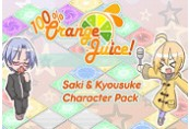 100% Orange Juice - Saki & Kyousuke Character Pack DLC Steam CD Key