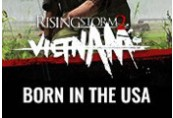 Rising Storm 2: Vietnam - Born in the USA DLC EN Language Only Steam CD Key