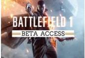 Battlefield 1 Beta Access Origin CD Key