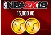 NBA 2K18 - 15,000 Virtual Currency XBOX One CD Key
