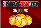 NBA 2K18 - 35,000 Virtual Currency EU Digital Download CD Key