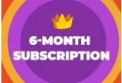 Voucher for 6-month subscription to Kinguin Club MVP