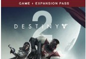Destiny 2 + Expansion Pass Bundle US PS4 CD Key