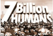 7 Billion Humans Steam CD Key