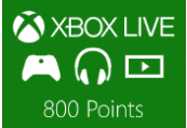 Xbox LIVE EU 800 Points | Kinguin.pt