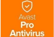 AVAST Pro Antivirus 2018 Key (1 Year / 3 PC)