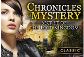 Chronicles of Mystery - Secret of the Lost Kingdom Steam CD Key