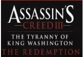 Assassin's Creed III: The Tyranny of King Washington - The Redemption DLC Uplay CD Key