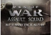 Men of War: Assault Squad - MP Supply Pack Alpha DLC Clé Steam