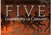 FIVE: Champions of Canaan Steam CD Key