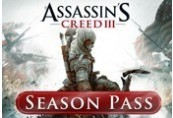 Assassin's Creed 3 + Season Pass DLC Uplay CD Key