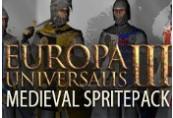 Europa Universalis III - Medieval SpritePack DLC Steam CD Key