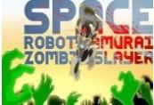 Space Robot Samurai Zombie Slayer Steam CD Key
