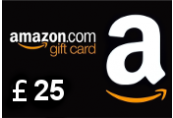 Amazon £25 Gift Card UK