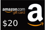 Amazon $20 Gift Card US