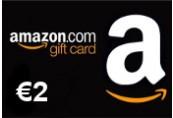 Amazon €2 Gift Card DE