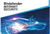 Bitdefender Internet Security 2020 Key (6 Months / 3 PC)