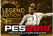 Pro Evolution Soccer 2019 Legend Edition EU PS4 CD Key