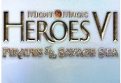 Might & Magic: Heroes VI - Pirates of the Savage Sea DLC Uplay CD Key